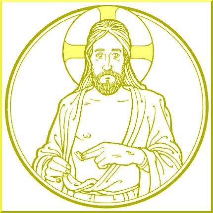 Jesus Greets Thomas