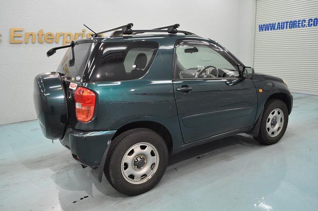 2001 Toyota Rav4 3door 4wd For Micronesia Japanese Vehicles To The World