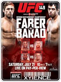 Download UFC 149 Faber vs Barao