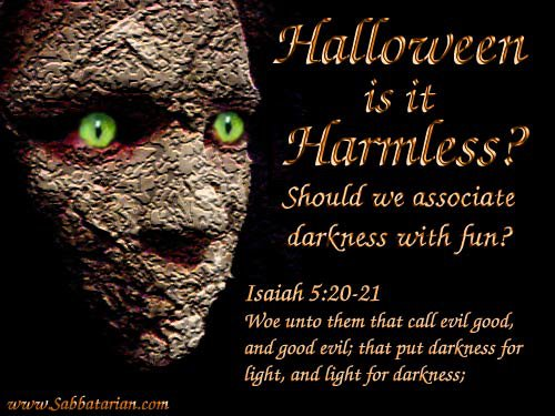 here is a good teaching on halloween and its origins i feel it is very important that we come into truth about these holidays that we have celebrated