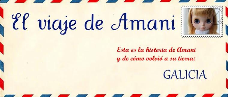 El viaje de Amani