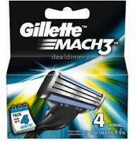 Gillette-Mach3-Blades-4-Cartridges-amazon-banner