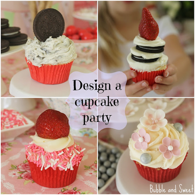 Easy Cupcake Decorating Ideas For Kids Birthday