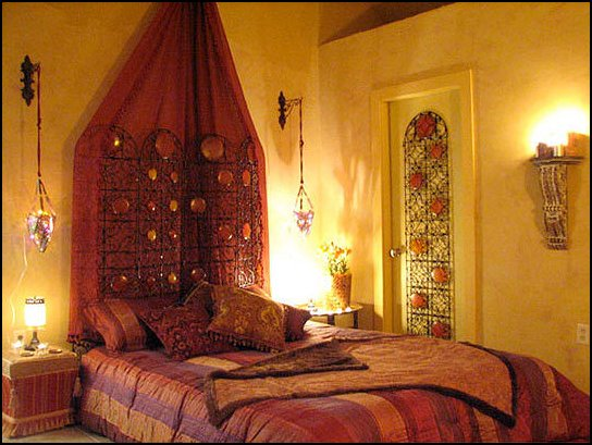 Decorating theme bedrooms maries manor exotic global style decorating arabian moroccan - Moroccan bedroom ideas decorating ...