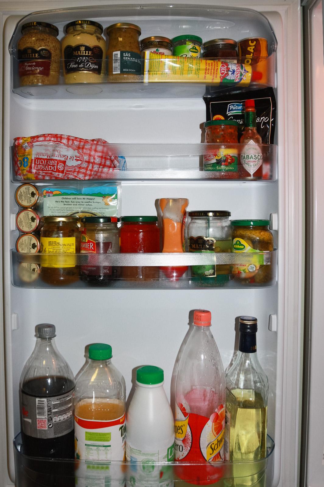 odeur frigo bicarbonate de soude