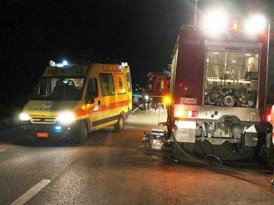 ΠΡΙΝ ΑΠΟ ΛΙΓΟ: Με αίμα βάφτηκε η άσφαλτος - ΚΤΕΛ συγκρούστηκε με όχημα στη Βοιωτία