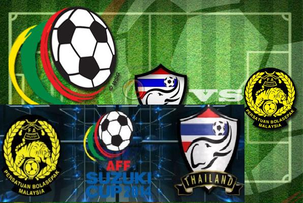 Live streaming Malaysia Vs Thailand Piala AFF Suzuki 2014