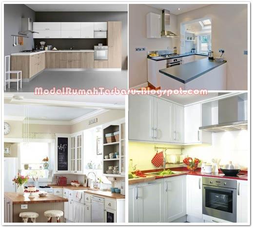 contoh dapur sederhana