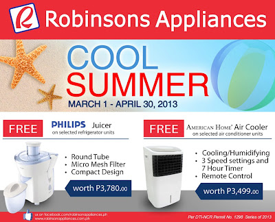 Robinson's Appliances Deals