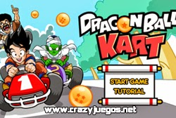 Jugar Dragon Ball Z Kart