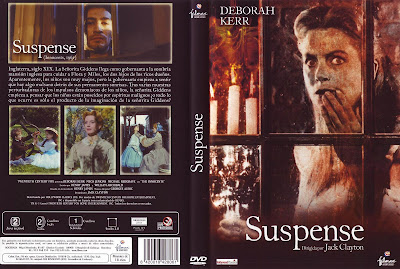Cover, dvd, caratula: Suspense | 1961 | The Innocents - Cine Clasico