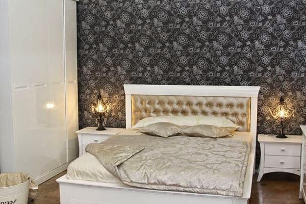 מיטה זוגית | מיטה מעוצבת | חדרי שינה מעוצבים
