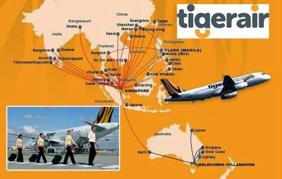 Tiger Airways và lịch sử hoạt động