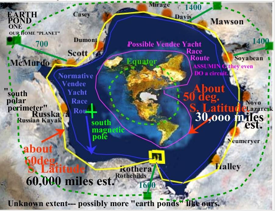 Rick potvins virtual circumnavigation of antarctica to decide if rick potvins virtual circumnavigation of antarctica to decide if earth is global or flat aerial circumnavigation of antarctica flight plans of globe vs gumiabroncs Gallery