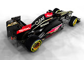 #10 Lotus F1 2013 Wallpaper