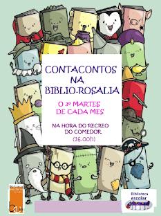 CONTACONTOS NA BIBLIOTECA