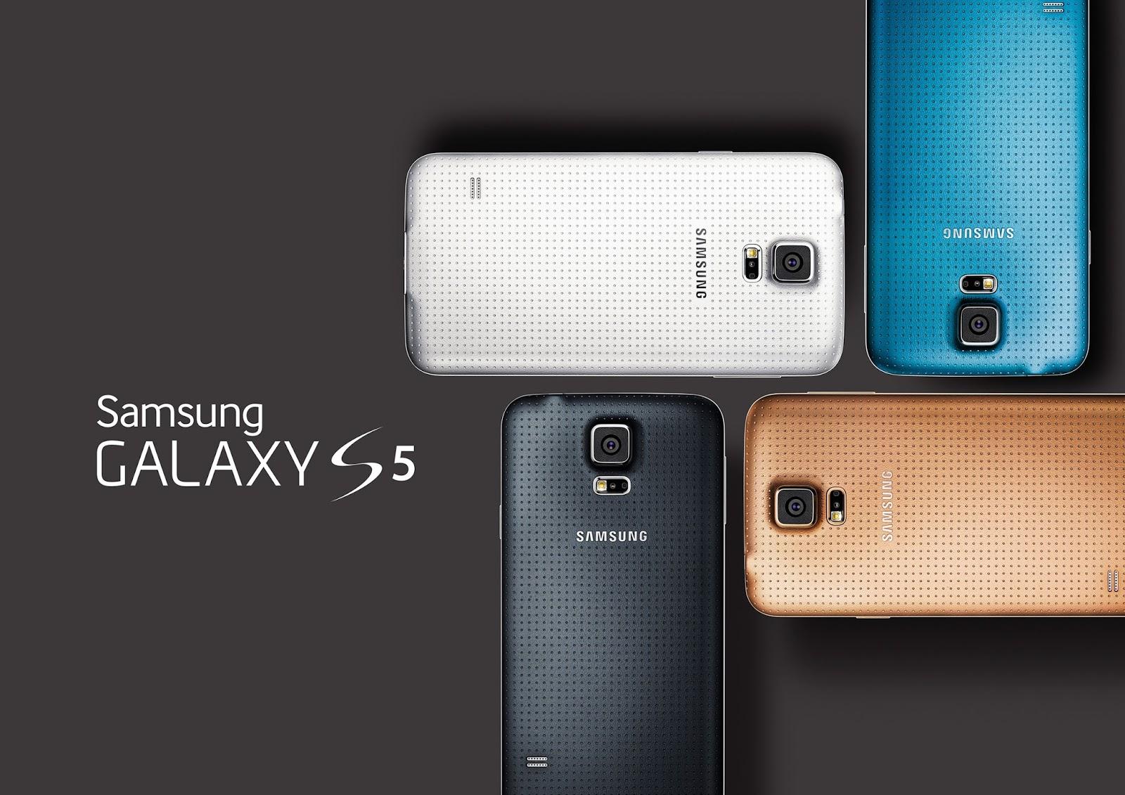 Pernyataan Resmi Tentang Samsung Galaxy S5
