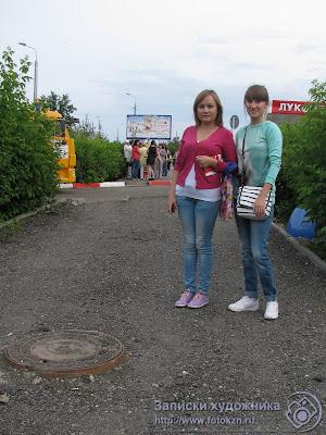 Дороги Казанской Универсиады
