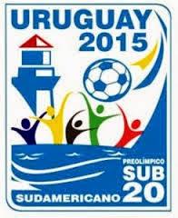 Colombia vs Paraguay, Sudamericano Sub 20