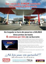 Convenio SOLRED, hasta 6 cént/litro