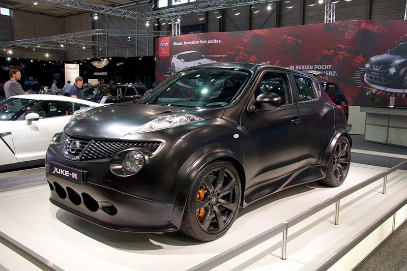 Gambar Modifikasi Mobil Nissan Juke R