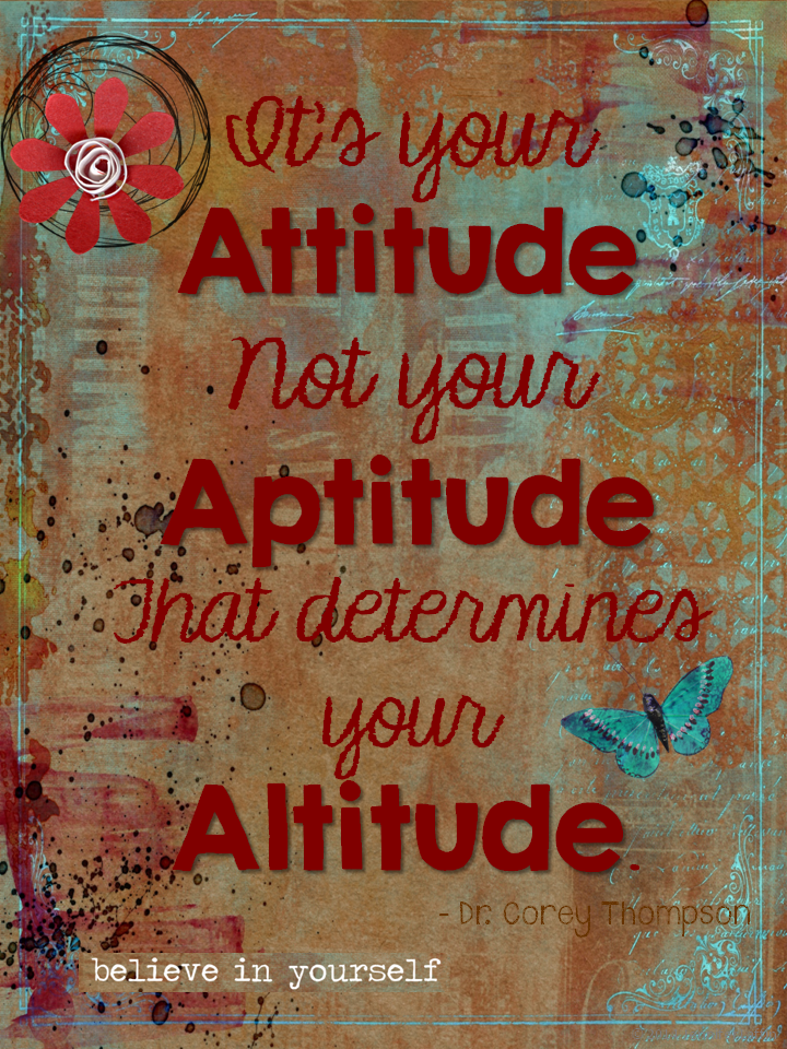 Positive Attitude Quotes About Thursday. QuotesGram