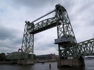 Puente De Hef de Rotterdam