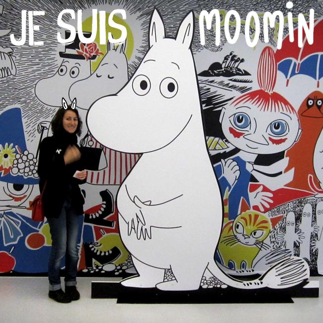 Moomin, Tove Jansson - http://spicerabbits.blogspot.fr/