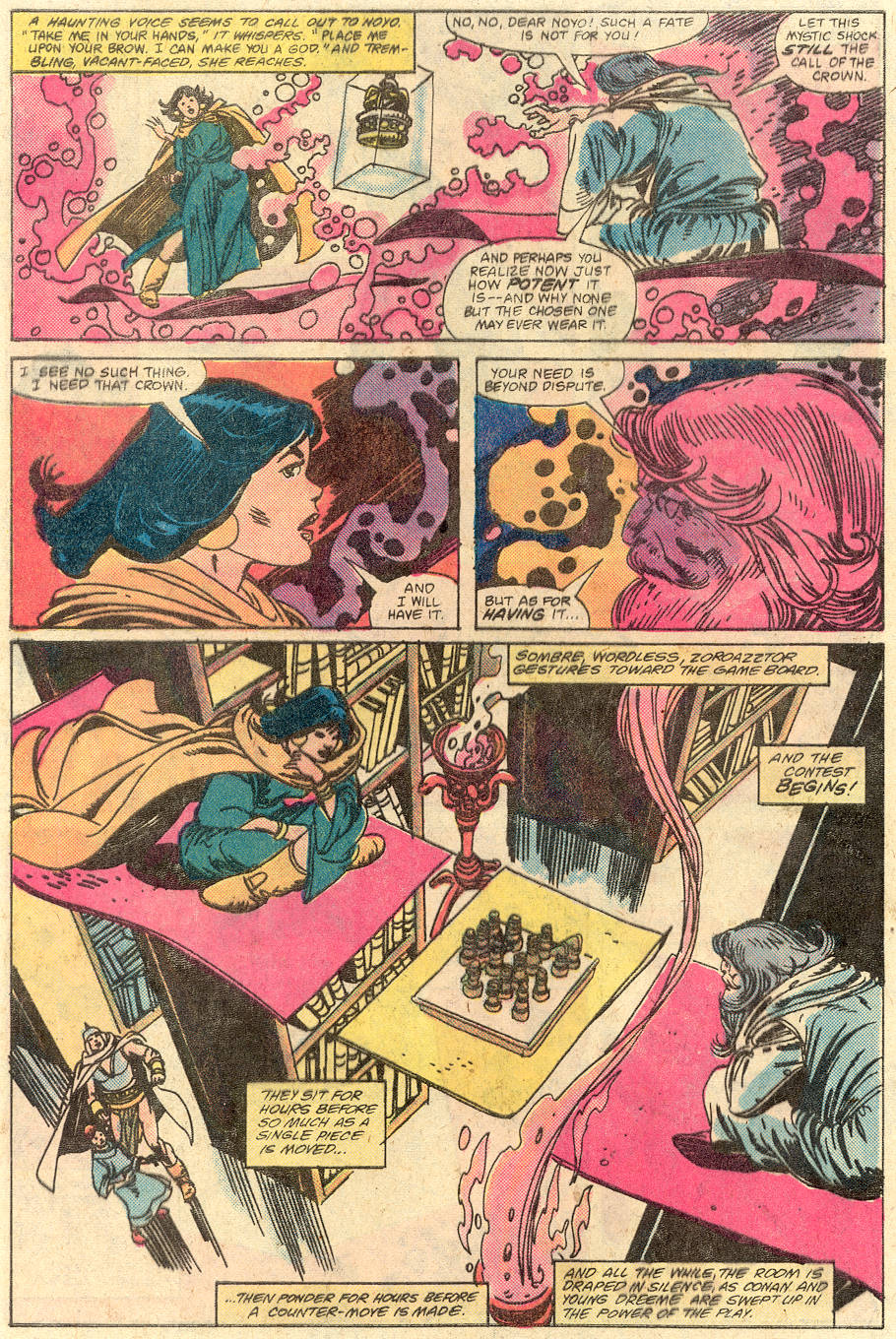 Conan the Barbarian (1970) Issue #129 #141 - English 19