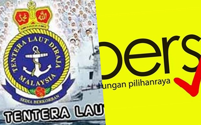 TLDM Dilarang Sertai Bersih 4.0