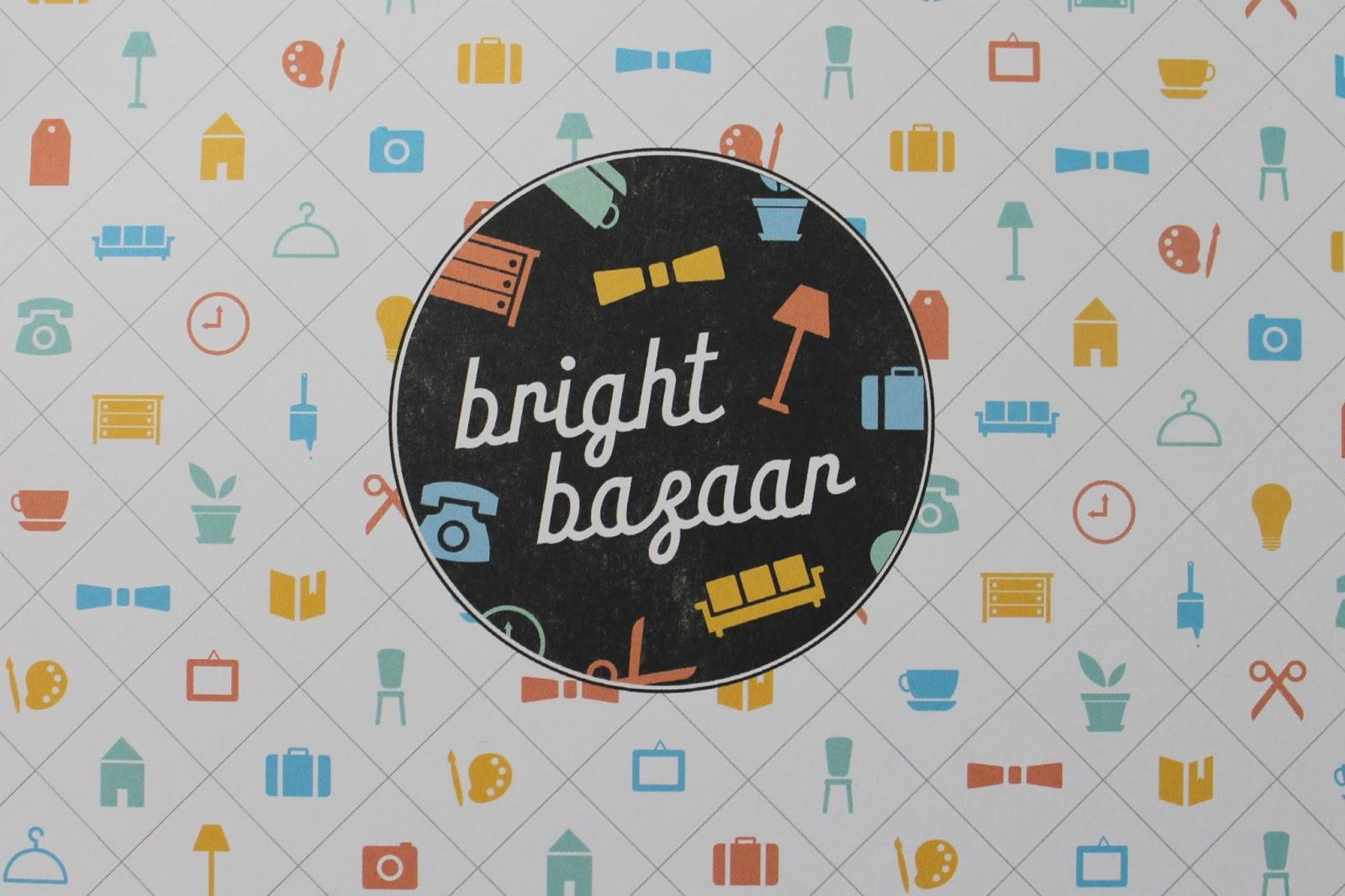 Logo bright bazaar