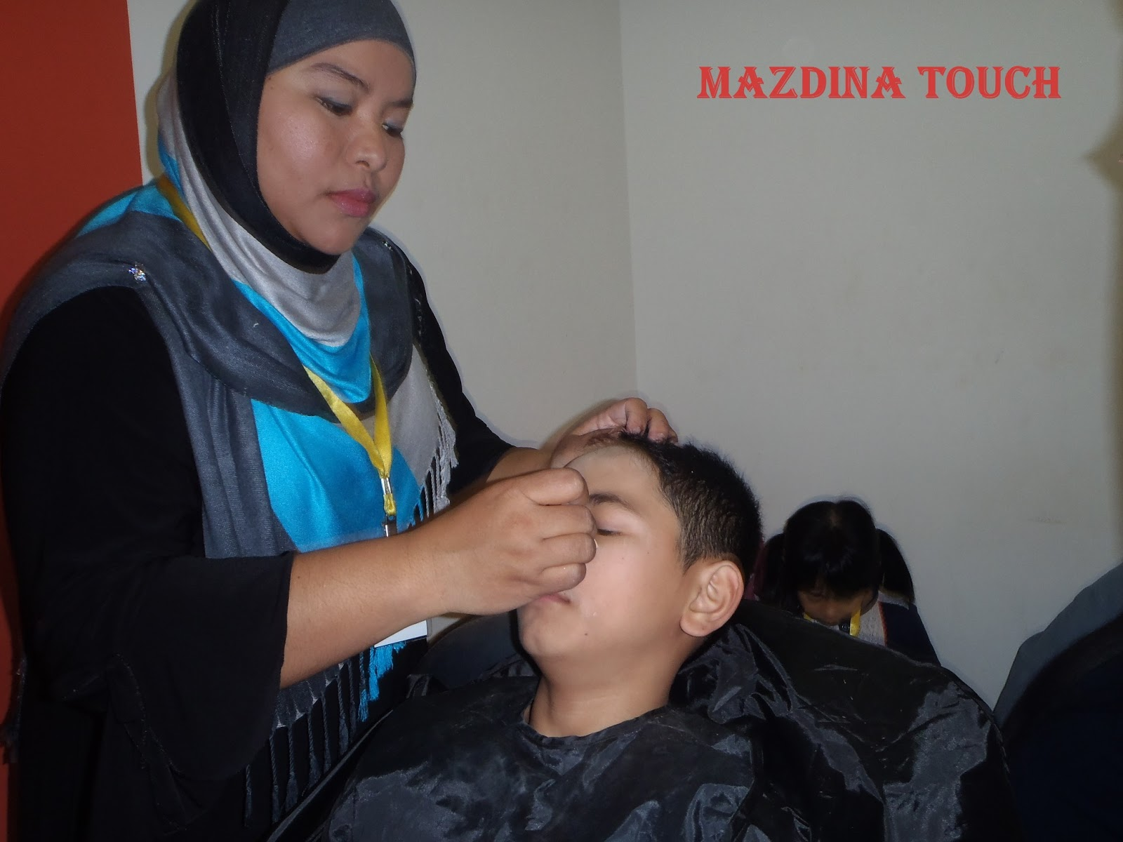 MazDina Touch (Profile): Make up Superstar Final di Astro Ceria
