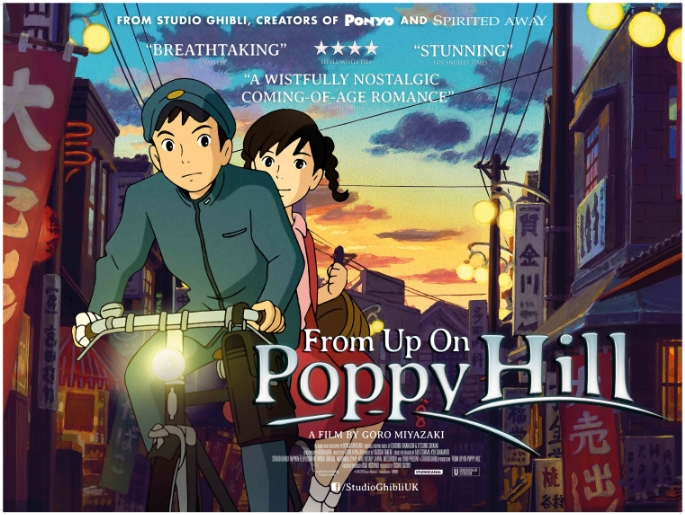 Movie Mondays: From Up On Poppy Hill