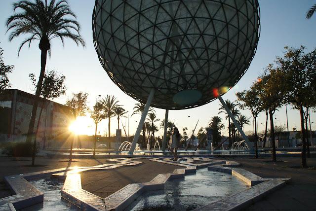 bola+agua+expo+sevilla