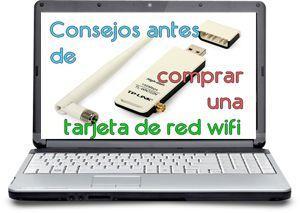 consejos compra tarjeta wifi
