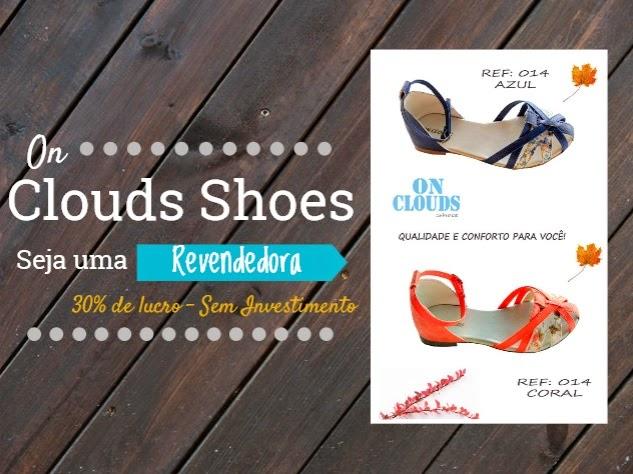 revenda sapato via catálogo