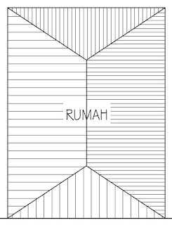 Denah Taman Pendidikan Al Quran (TPQ)