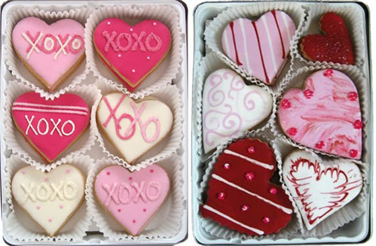 valentines day sweets ideas and pictures chocolates and cakes - Valentines Day Sweets