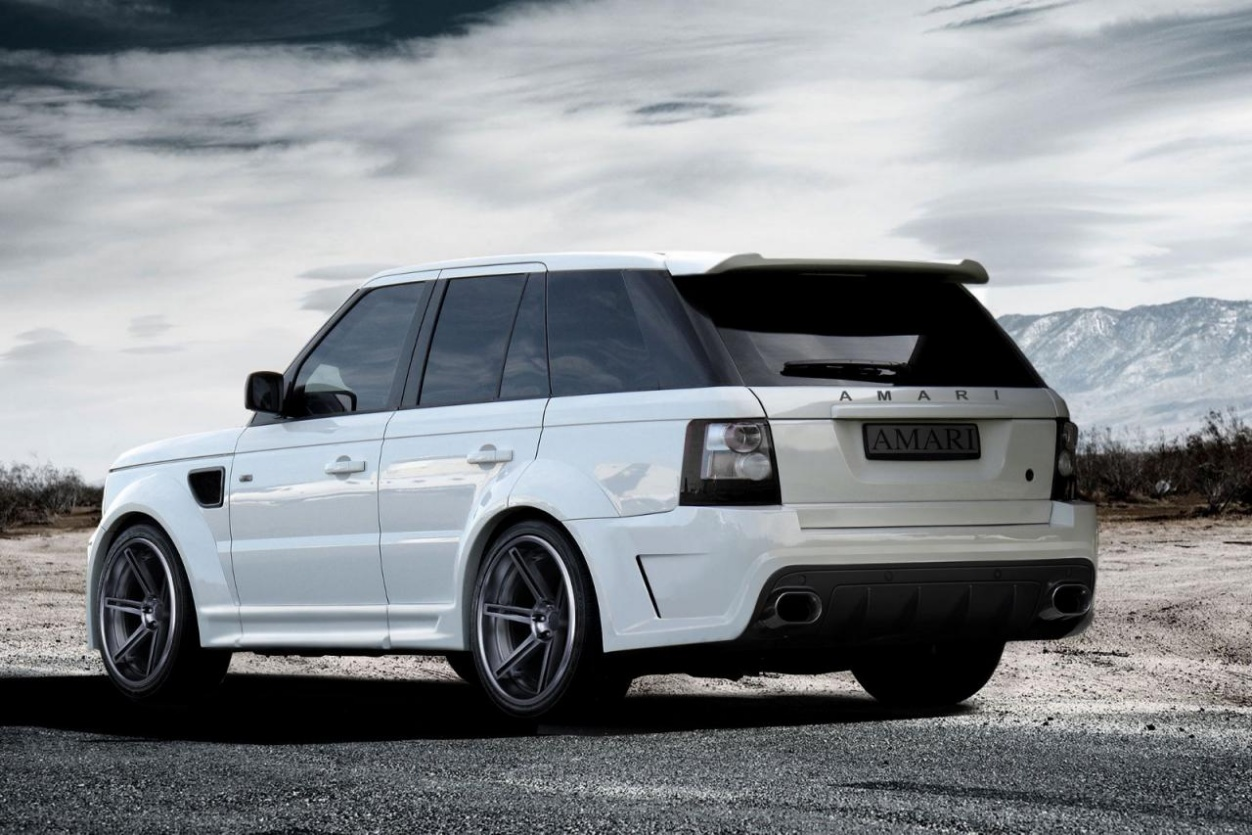 Modified Autos Land Rover Range Rover Sport Windsor