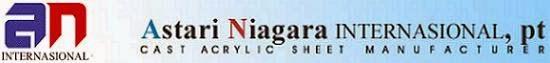 Lowongan Kerja PT Astari Niagara Terbaru