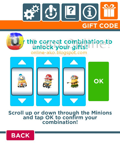 Despicable Me: Minion Rush Gift Codes 4