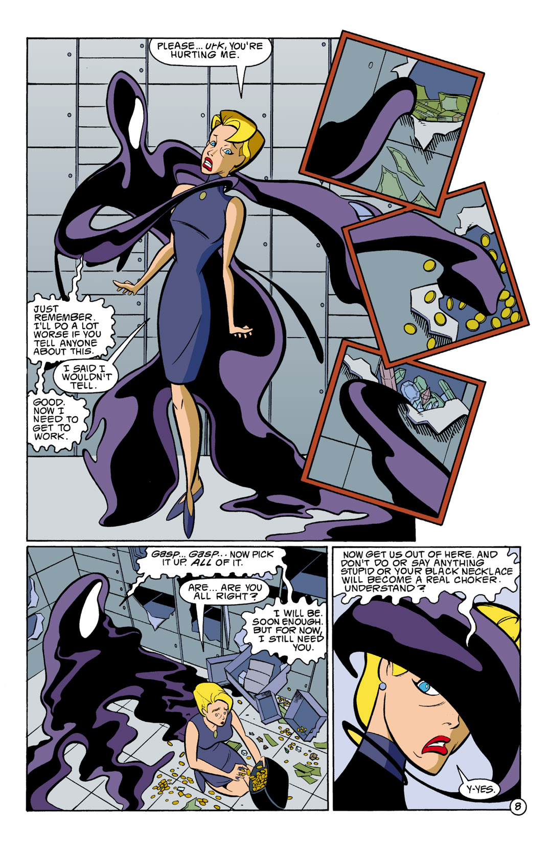 Batman Beyond [II] Issue #2 #2 - English 9