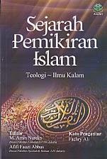 toko buku rahma: buku SEJARAH PEMIKIRAN ISLAM, pengarang amin nurdin, penerbit amzah
