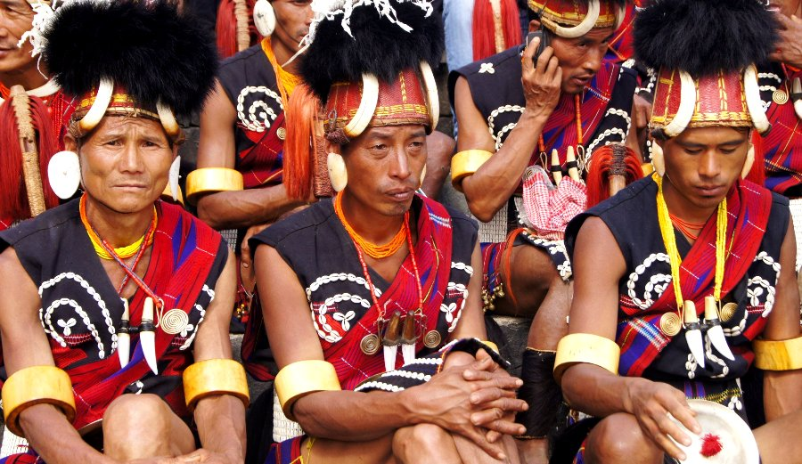 Hornbill Festival, Nagaland - Sudeepta Barua photography (© EF News International)