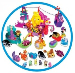 Zhu-Fari Playsets and Accessories