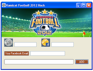 Facebook Game Hacks and Cheat Tools: Kamicat Football Hack 2013