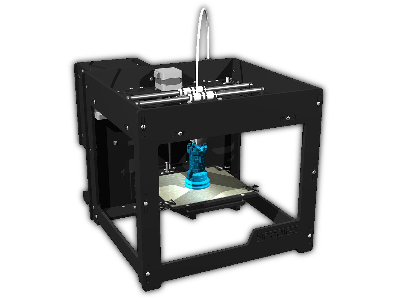 Sinaptec impresora 3d sinaptec corexy for Videos de impresoras 3d