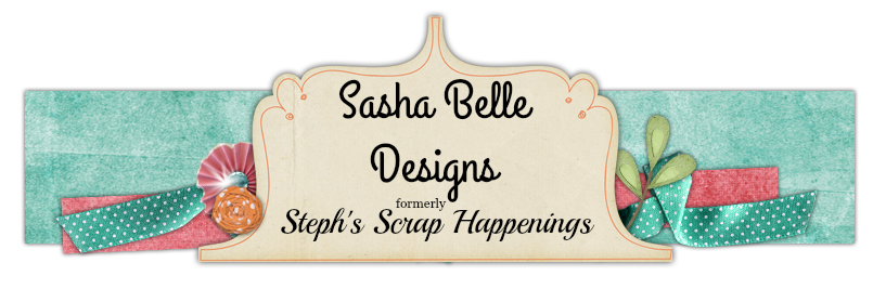 Steph's Scrap Happenings