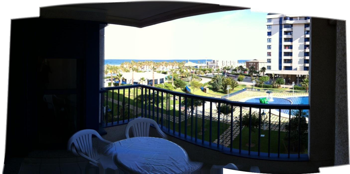 Apartamento playa patacona valencia alquiler for Piscina patacona
