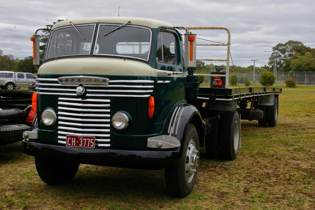 Historic Trucks: Commer trucks
